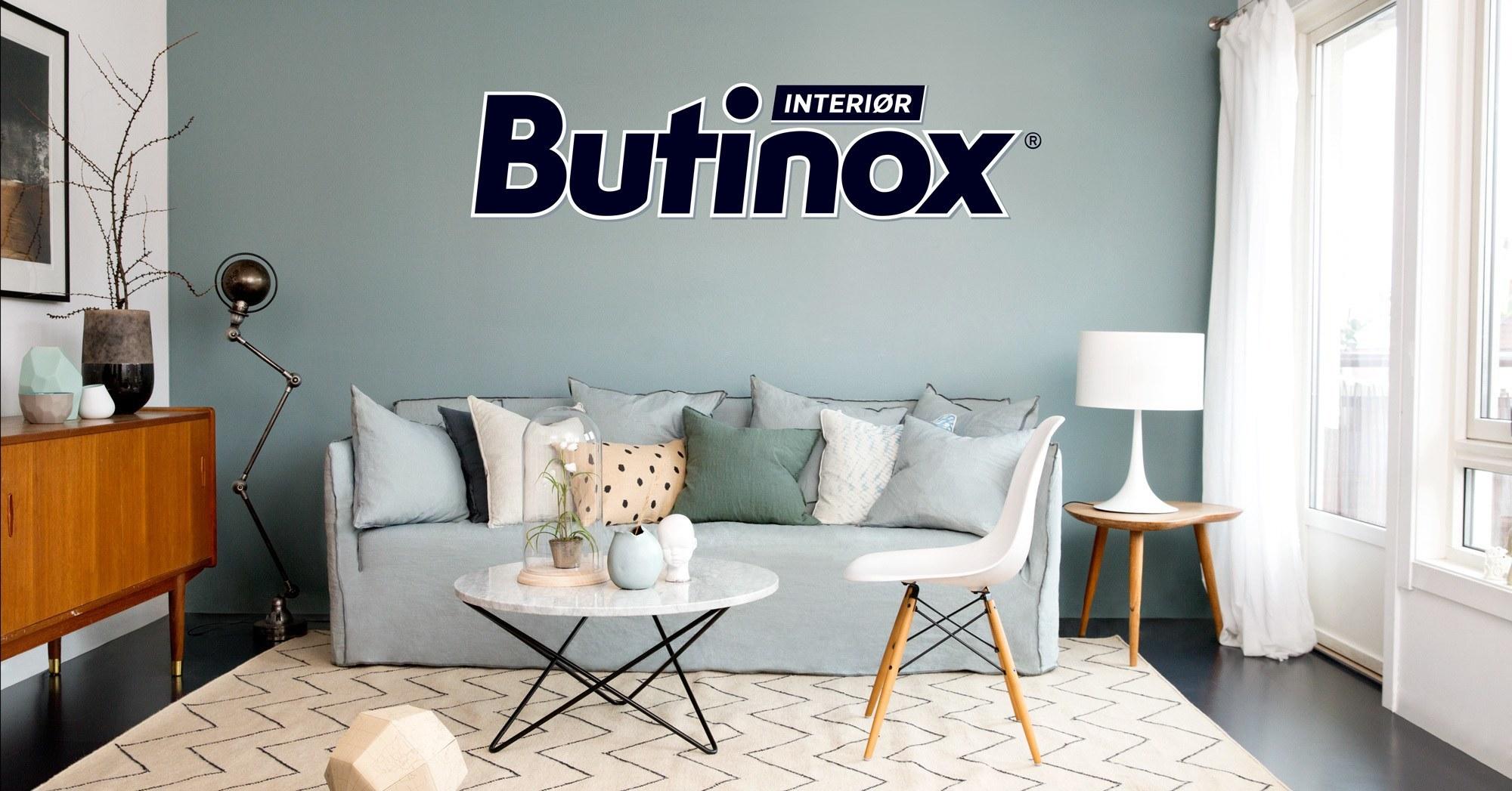 Fargevelger - Butinox Interiør